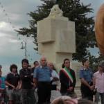 Sambucetole 2015 - benedizione restauro monumento caduti (4)